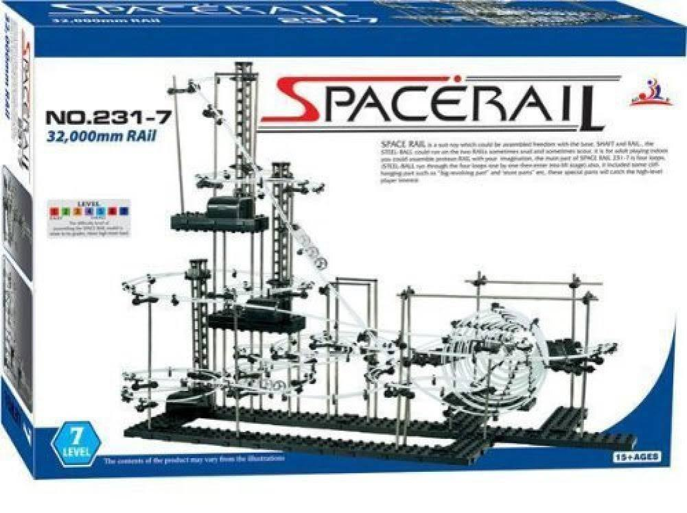 SpaceRail 32,000mm Rail Level 7.1