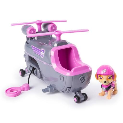 Paw Patrol Skye Helicopter Ultimate Rescue Vehicle & Figure