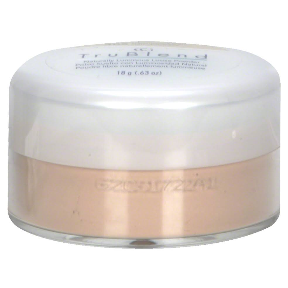 CoverGirl Trublend Minerals Loose Mineral Powder - Translucent Fair, 0.63oz