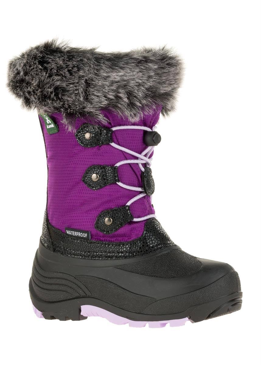 Kamik Powdery 2 Boot Girls', Grape, 3