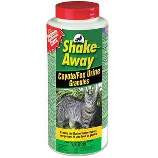 Shake Away 2854448 Cat Repellent Granules - 28 1/2oz