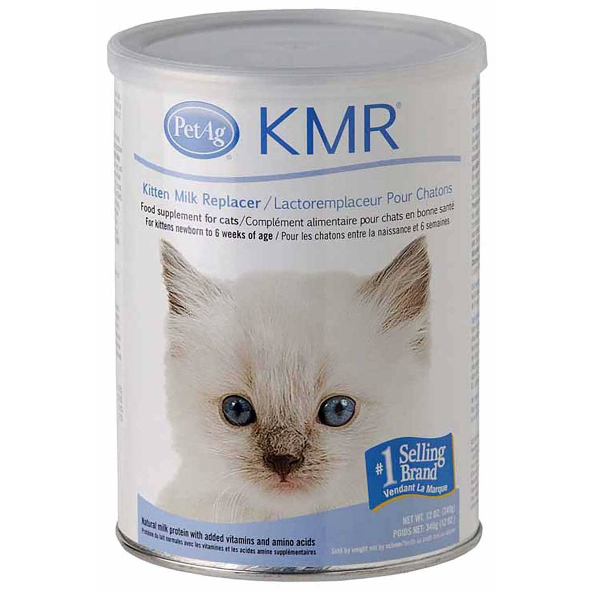 Kmr Milk Replacer For Kittens - 340g