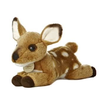 Aurora World Miyoni Fawn 23cm Plush