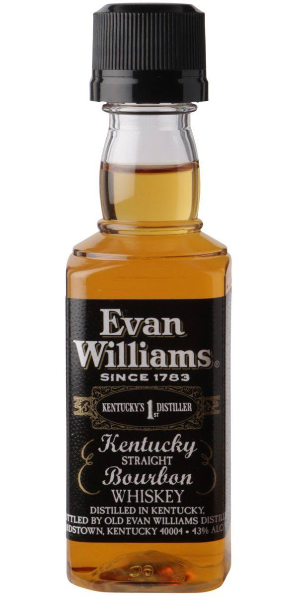 Evan Williams Black Label Mini