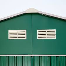 12x20 Storage Shed Kits by Duramax Imperial 12 X 20 Large Metal Garage Shed Gray Sheds Com