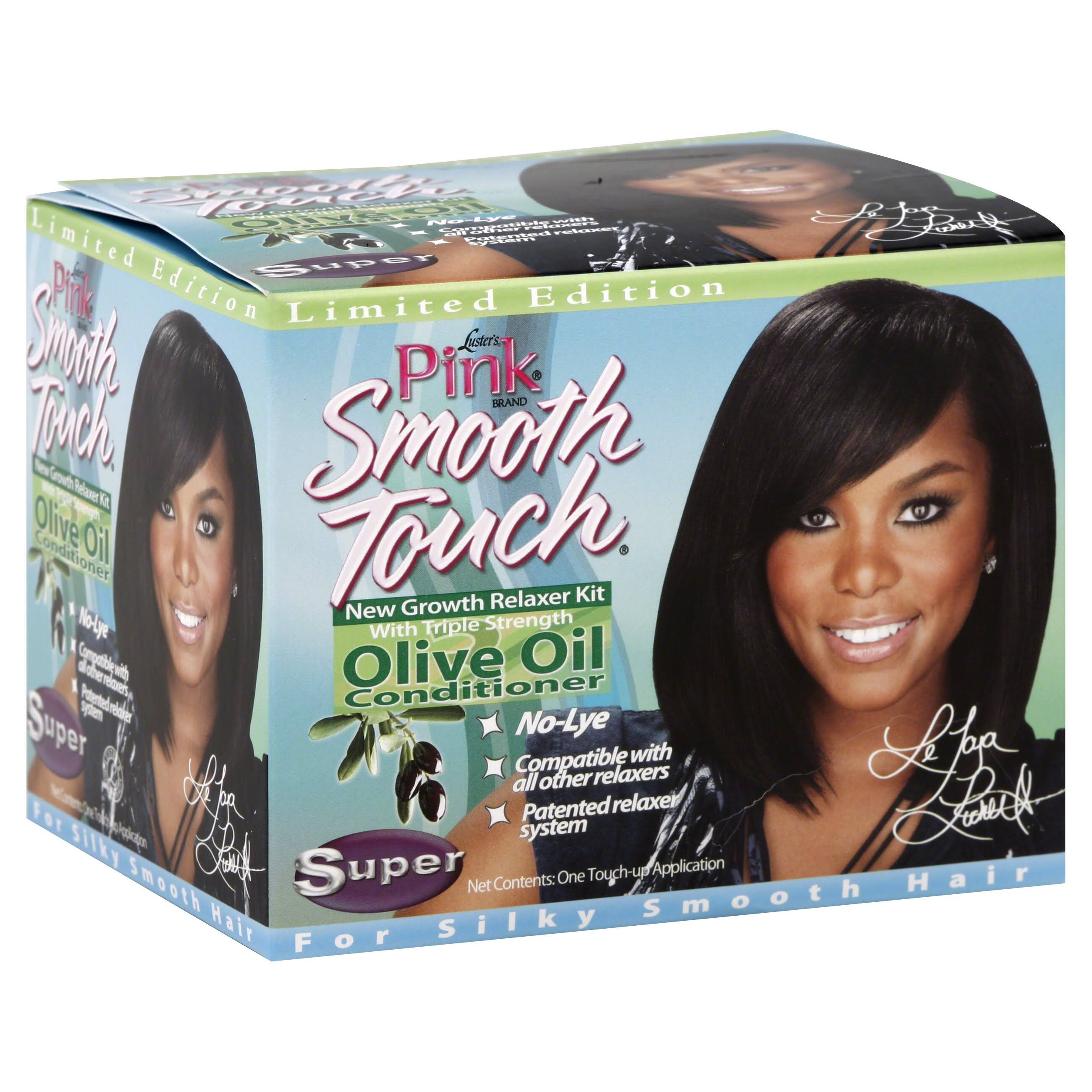 Luster's Pink Smooth Touch Growth Relaxer Kit