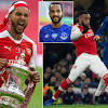 'That's complete rubbish': Three-time winner Theo Walcott says stars ...