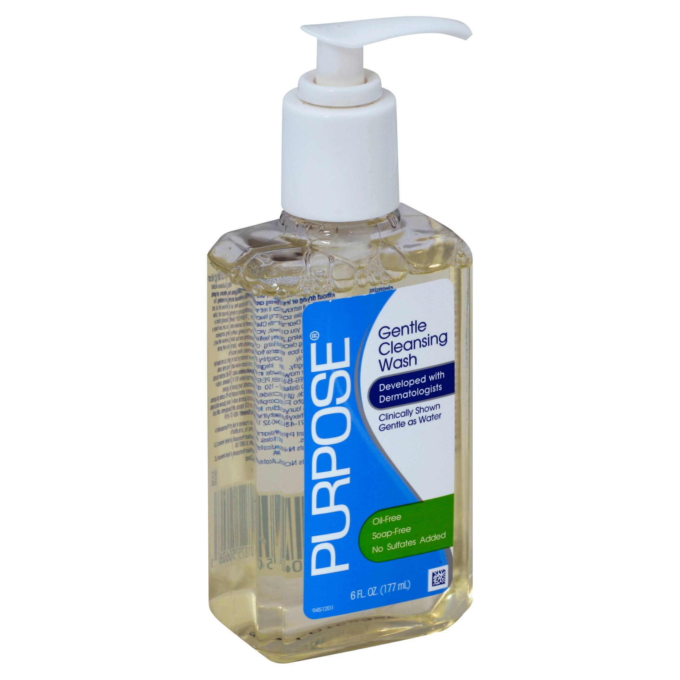 Purpose Gentle Cleansing Wash - 6oz