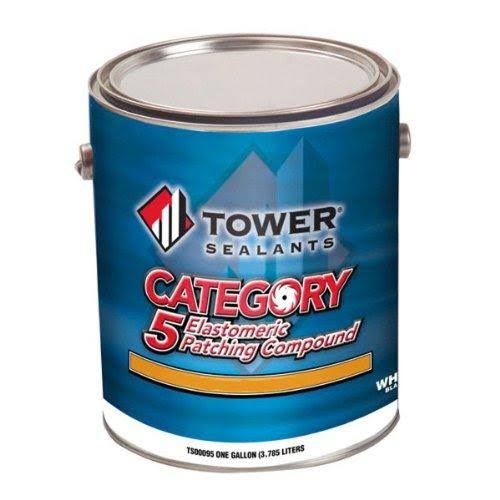 Tower Sealants Category 5 Elastomeric Patching Compound