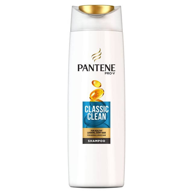 Pantene Pro V Classic Clean Shampoo - For Normal To Mixed Hair, 360ml