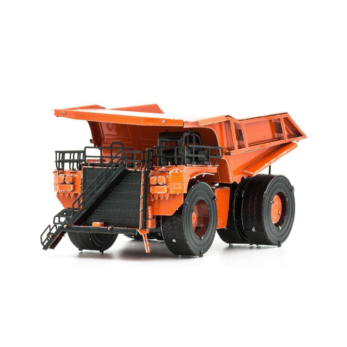 Fascinations Metal Earth Mining Truck 3D Metal Model Kit