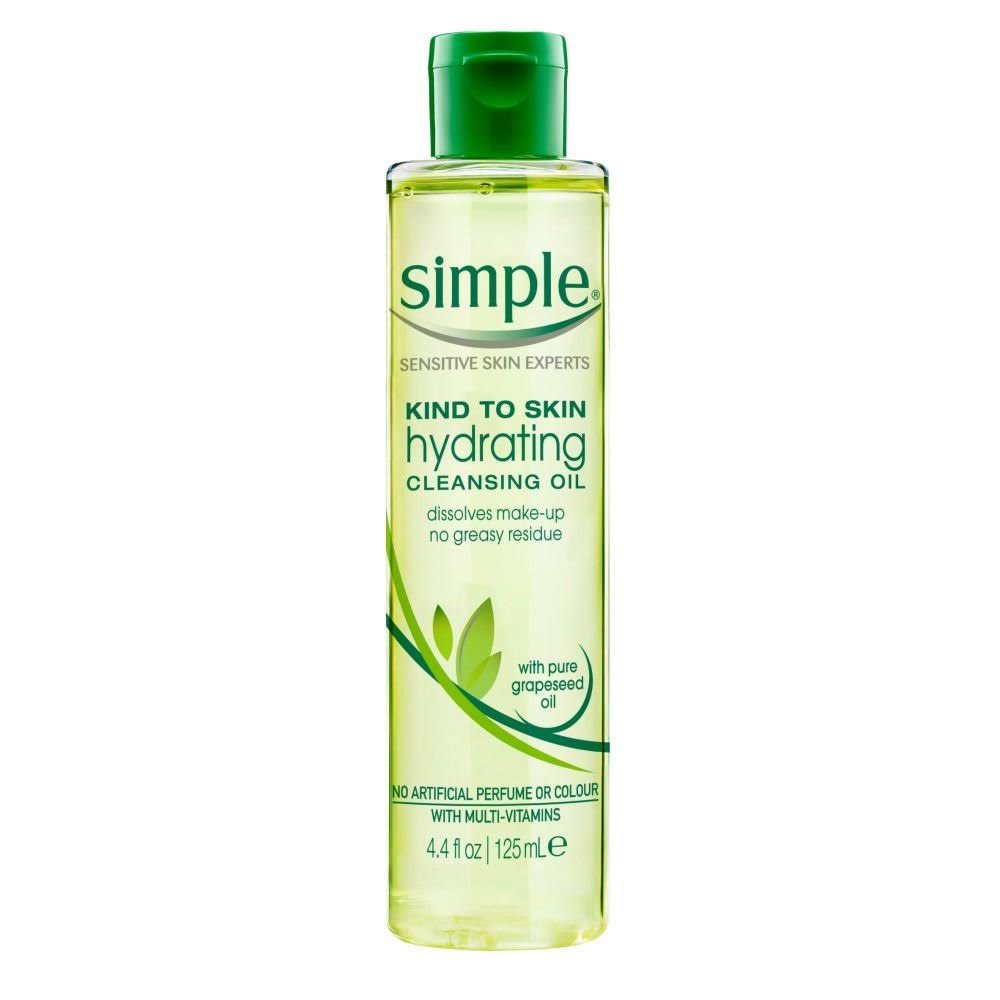 Simple Kind to Skin Hydrating Cleansing Oil - 125ml