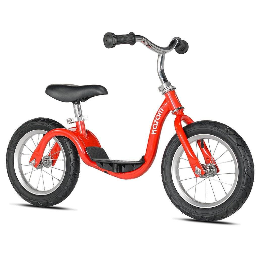 Ka Zam V2s Balance Bike - Metallic Red