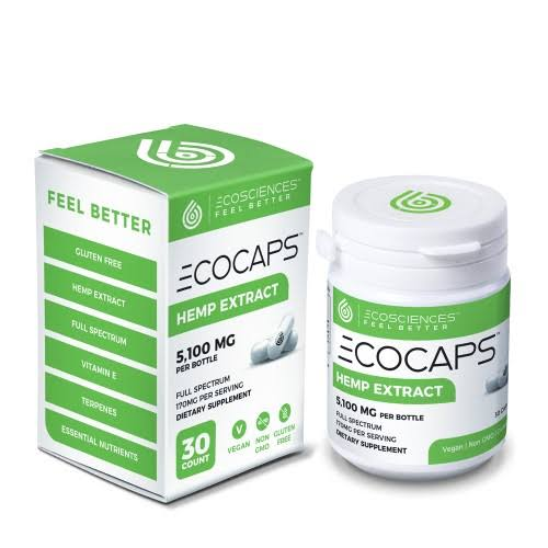 Eco Sciences ecoCaps 30ct Bottle
