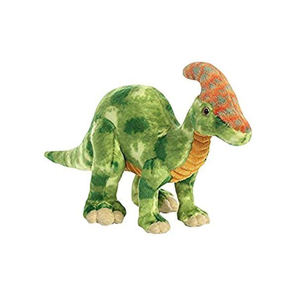Aurora World Parasaurolophus Dinosaur Plush Toy - 16""
