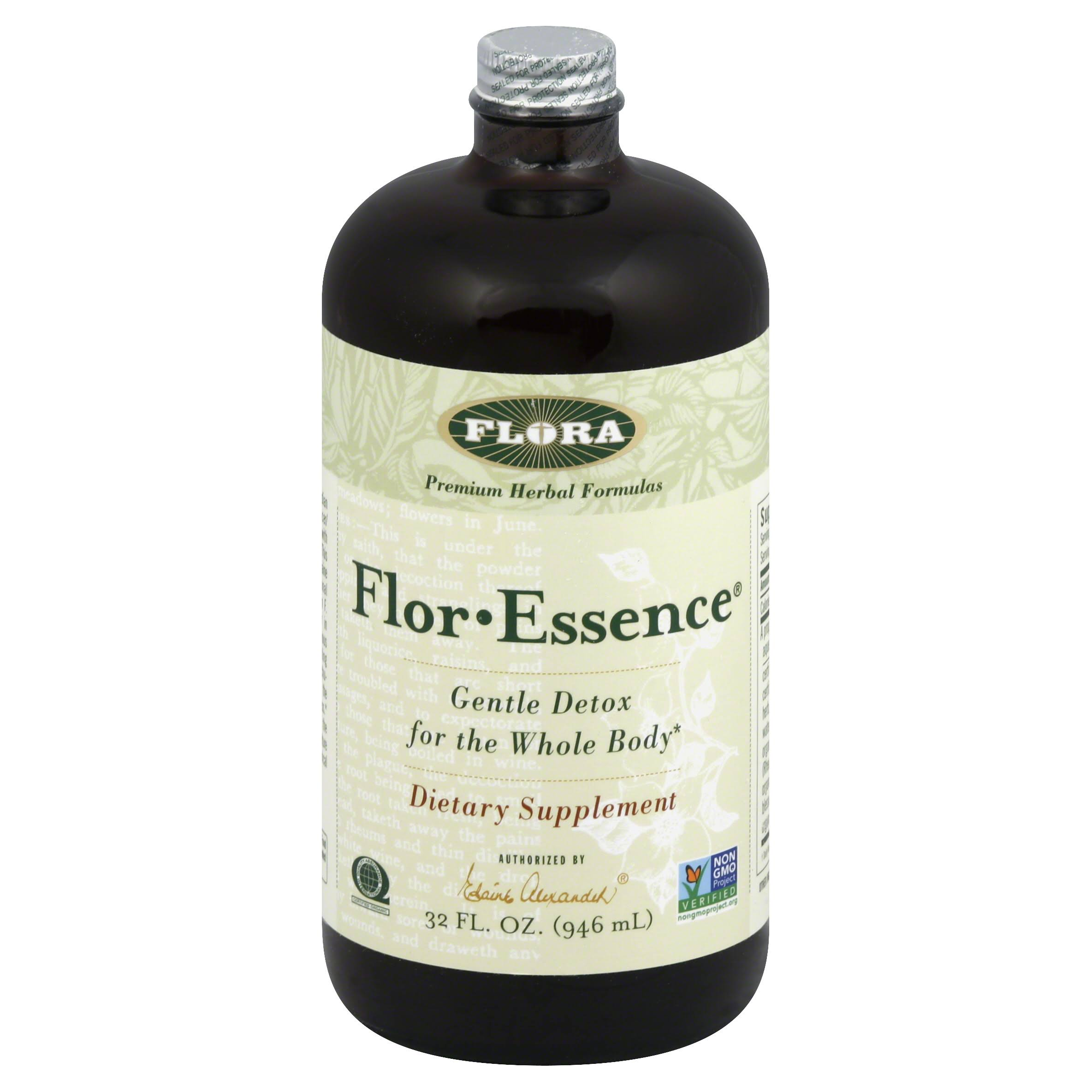 Flor Essence Herbal Tea Blend - 32oz