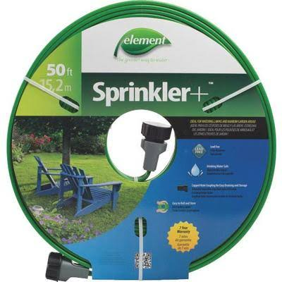 "Element Sprinkler Hose - 5/8"" x 50'"