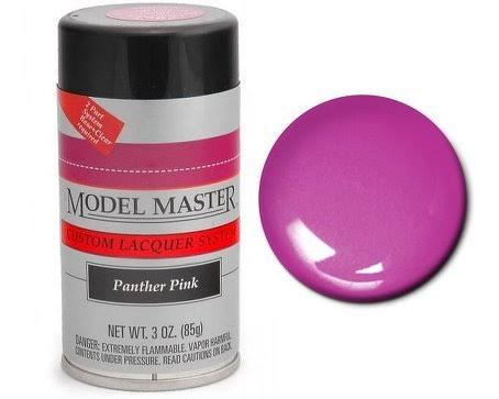 Testors Panther Pink 3oz Spray Paint 28124