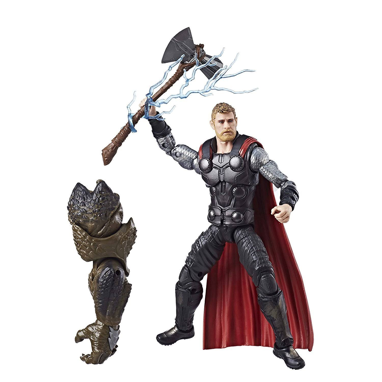 Marvel Avengers Legends Series Action Figure - Thor, 6""