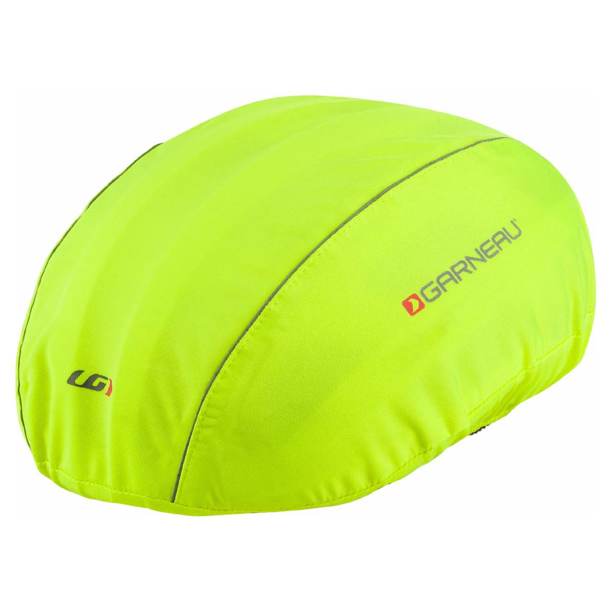 Louis Garneau H2 Helmet Cover - Bright Yellow, Small to Medium