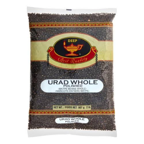 Deep Urad Whole, 2 lb