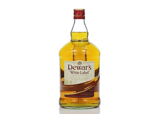 Dewar's White Label Scotch Whiskey - 1.75l