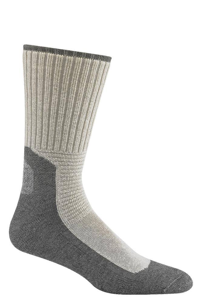 Wigwam S1349 at Work DuraSole Socks - Gray, Large