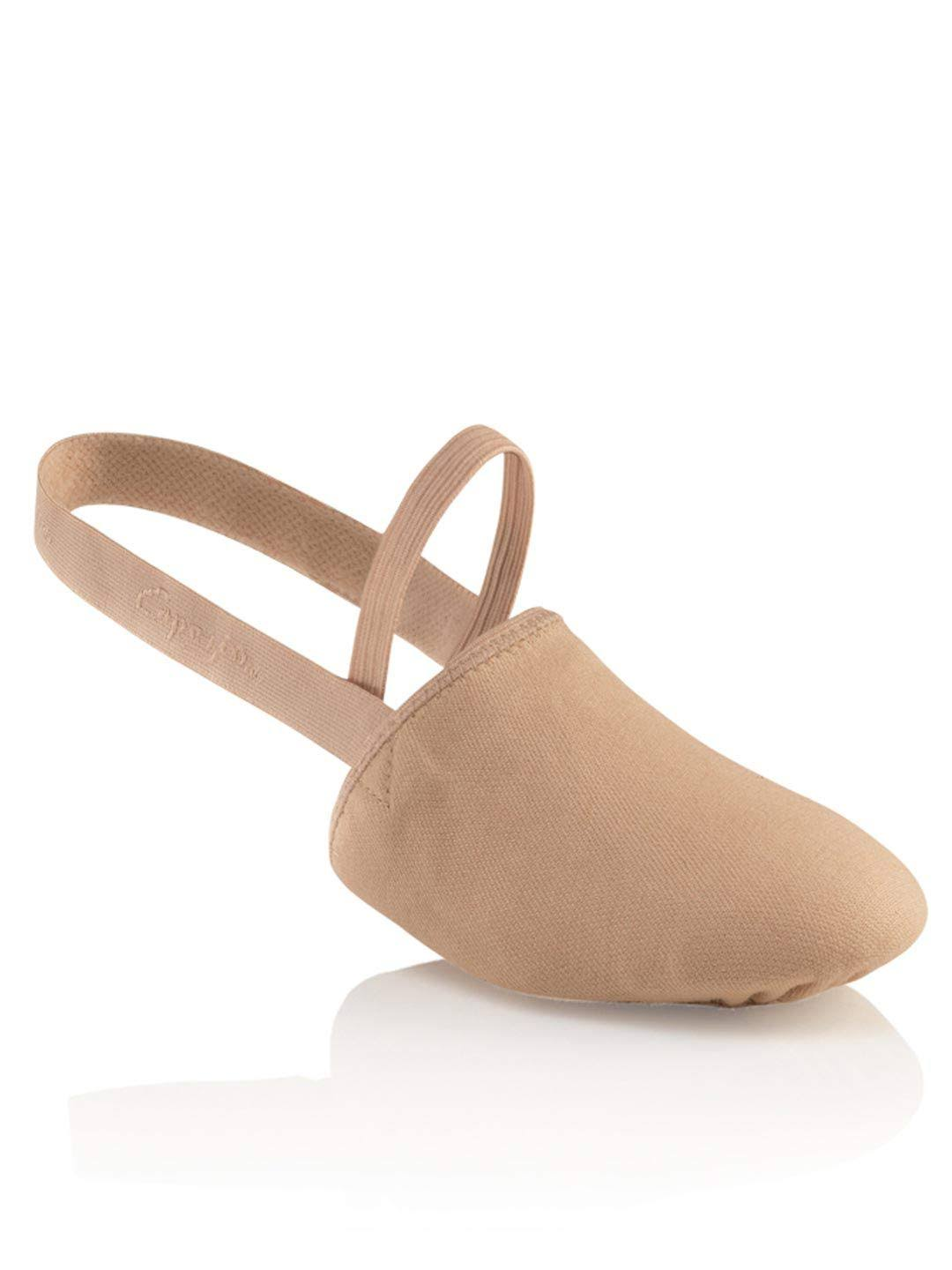 Capezio Women's Pirouette II Lyrical Modern Shoes - Nude, 2XLarge