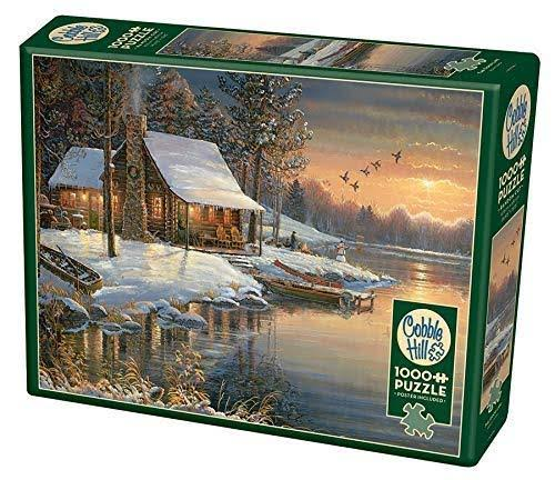 Cobble Hill The Good Life Jigsaw Puzzle - 1000pcs