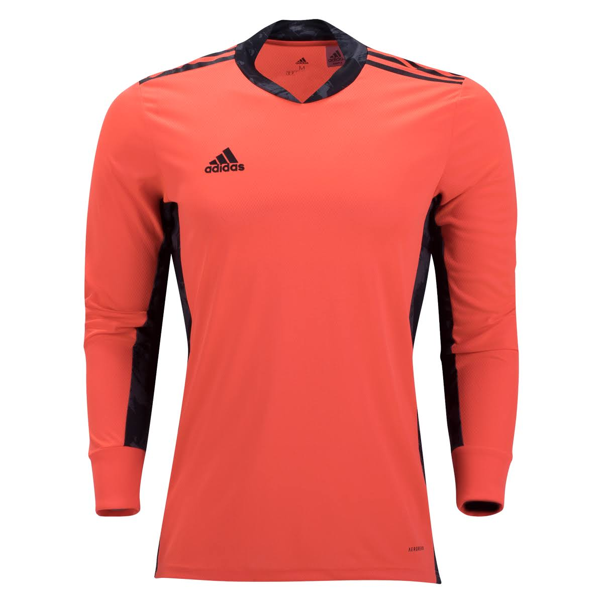 Adidas Adipro 20 Long Sleeve Goalkeeper Jersey - Orange - M