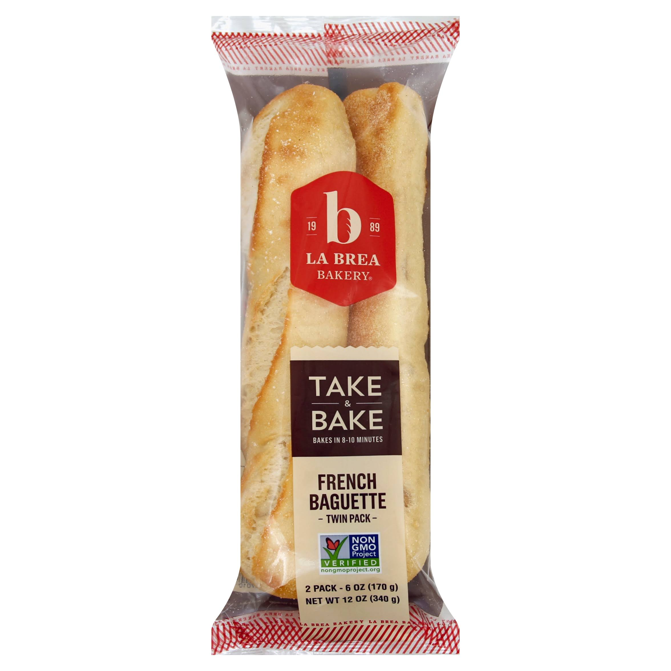 La Brea Bakery French Baguette