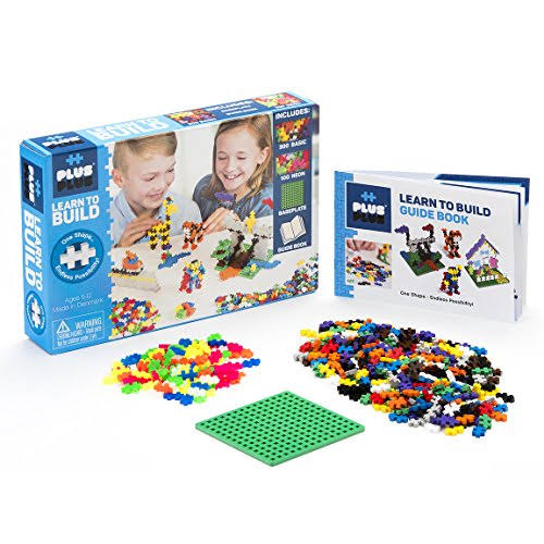 Plus-Plus Basic Learn to Build Set