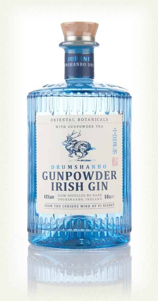 Drumshanbo Gunpowder Irish Gin - 50cl
