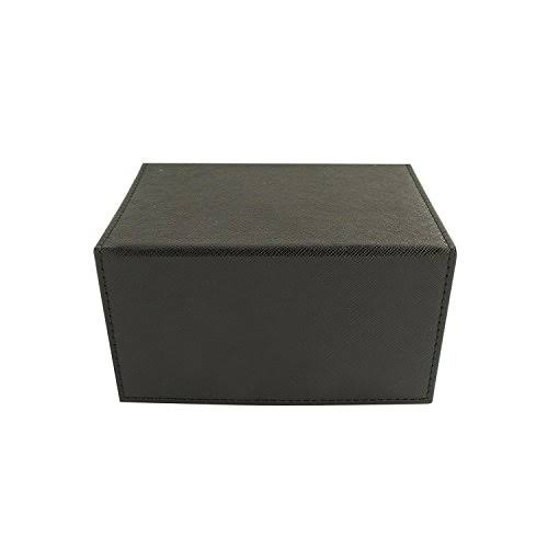 Dex Protection Creation Line Deck Box - Medium Black