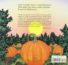 Childrens Halloween Books Pdf by Scary Scary Halloween Eve Bunting Jan Brett 9780899197999