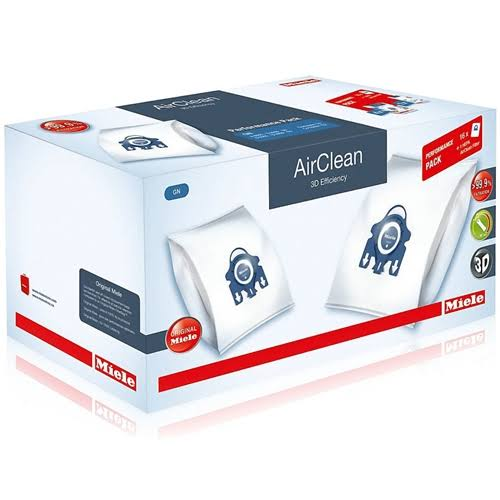 Miele Performance Pack Household Vacuum Bags Canister - 16pcs