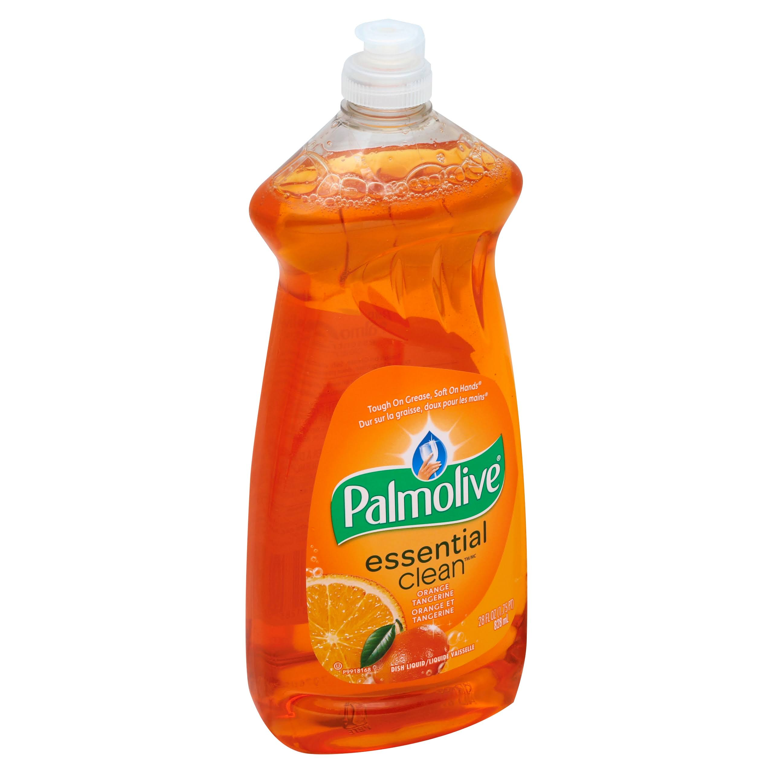 Palmolive Dishwash Liquid - Orange, 828ml