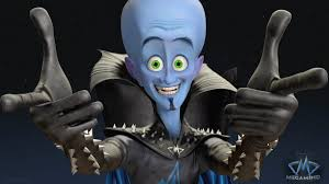 megamind thumbs up