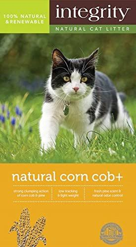 Integrity Cat Litter Integrity Clumping Corn Litter