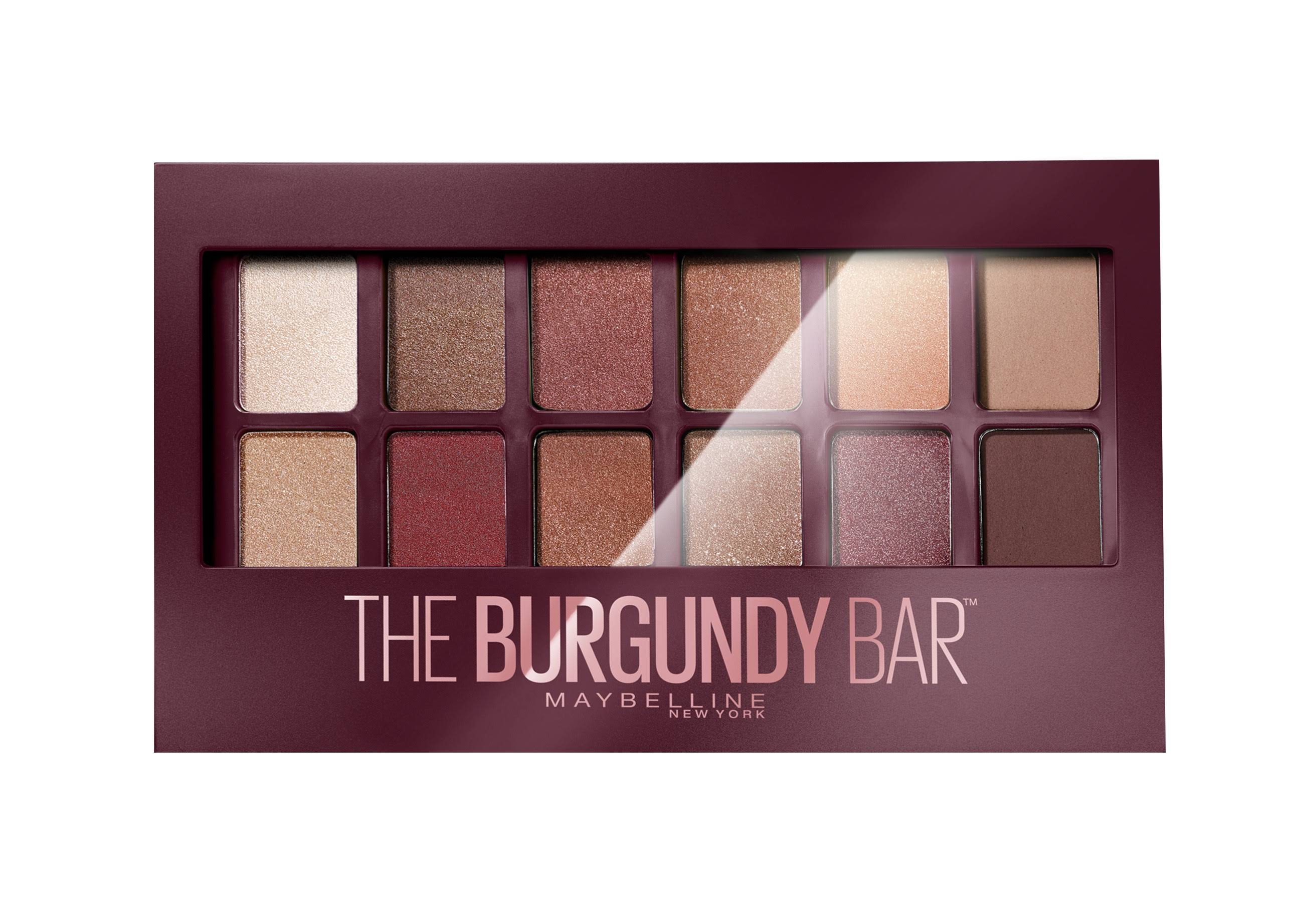 Maybelline Burgundy Bar Palette