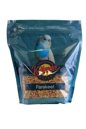 Volkman Avian Science Super Parakeet Bird Seed - 4lb
