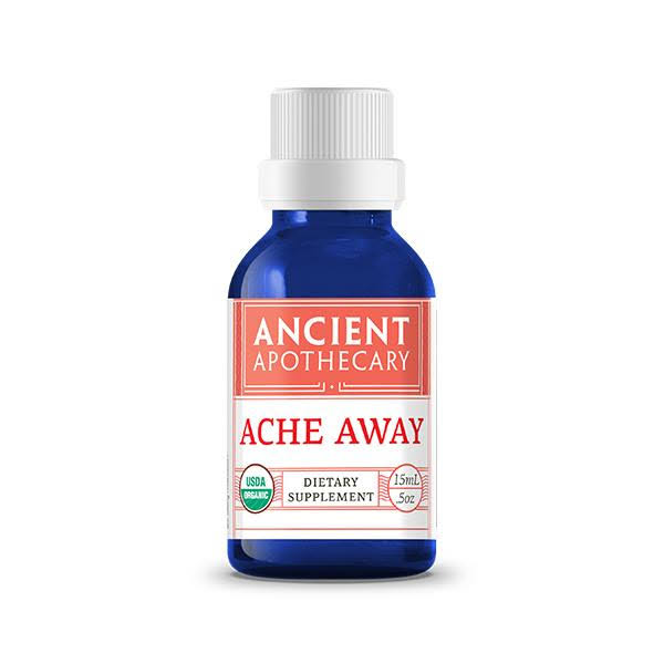 Ancient Apothecary Ache Away Oil .5 oz