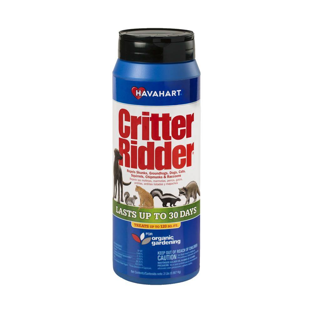 Havahart Critter Ridder Animal Repellent Granule - 2.2lb