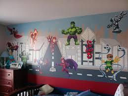 Superhero Bedroom Decor Nz by Superhero Bedroom Wallpaper