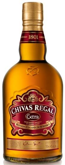 Chivas Regal Extra Blended Scotch Whisky - 750ml