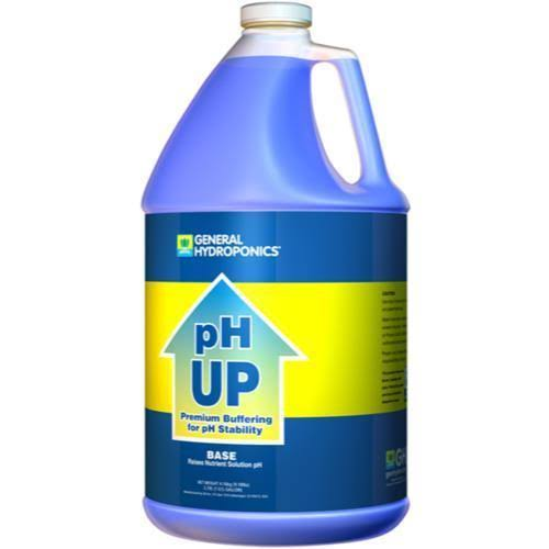 General Hydroponics pH Up Liquid Fertilizer - 1gal