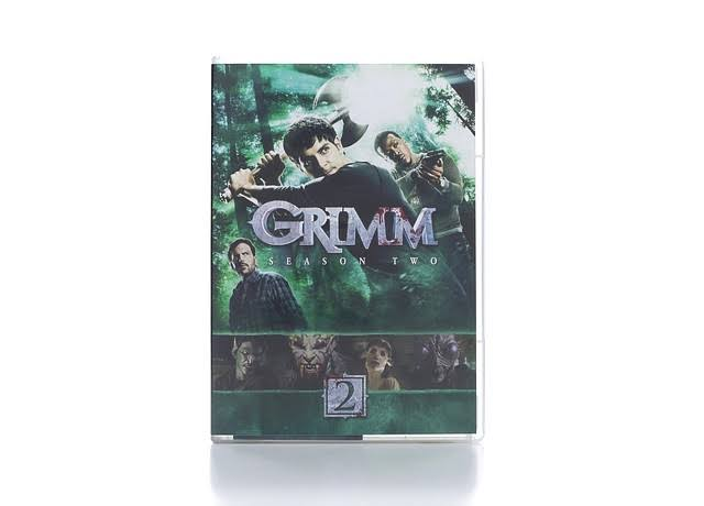 Grimm Season Two DVD
