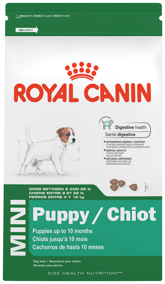 Royal Canin Mini Digestive Health Dry Puppy Food - 2.5lbs