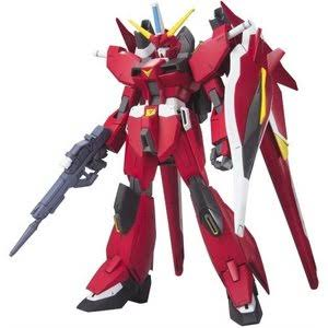 Bandai Gundam Seed Destiny 14 Saviour Model Kit - Scale 1:100