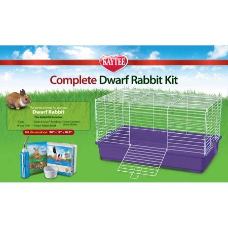 Kaytee Complete Dwarf Rabbit Kit